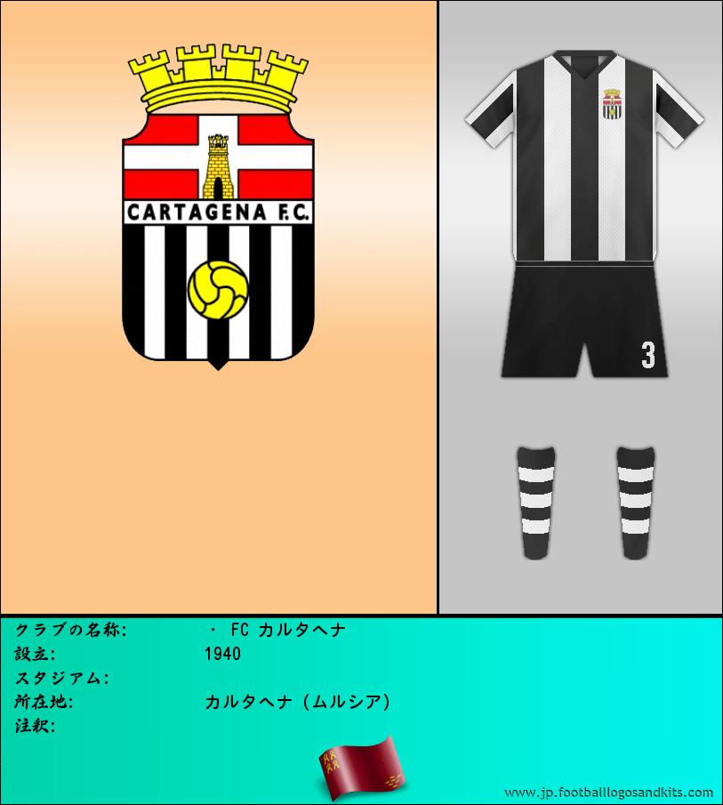 のロゴ・ FC カルタヘナ
