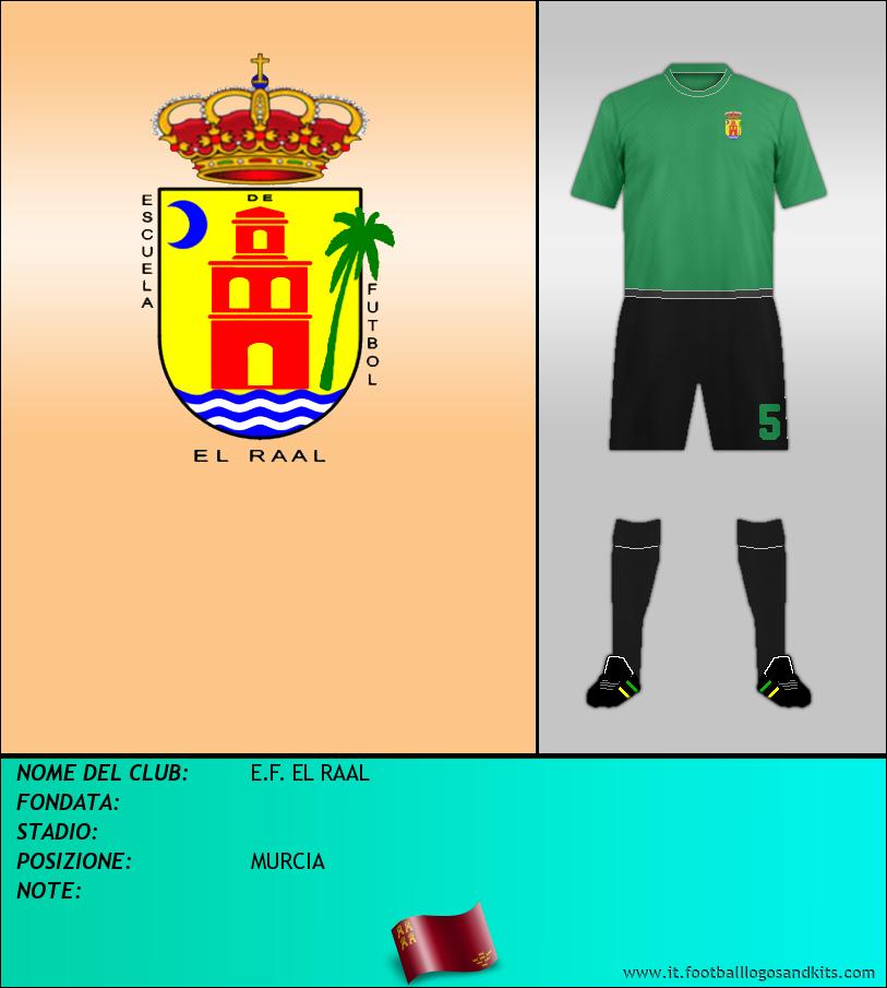 Logo di E.F. EL RAAL