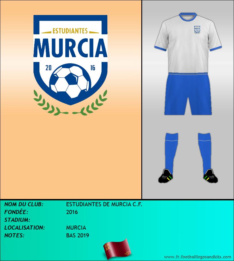 Logo de ESTUDIANTES DE MURCIA C.F.