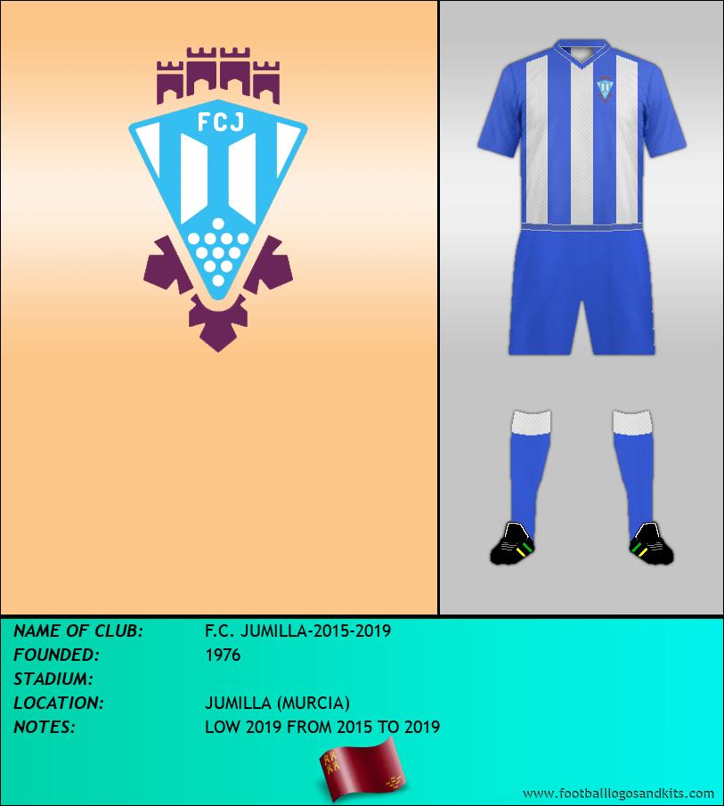 Logo of F.C. JUMILLA-2015-2019