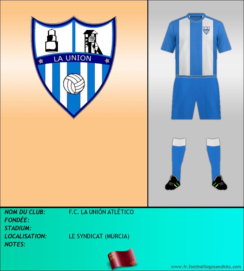 Logo de F.C. LA UNIÓN ATLÉTICO