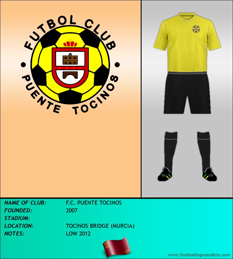 Logo of F.C. PUENTE TOCINOS