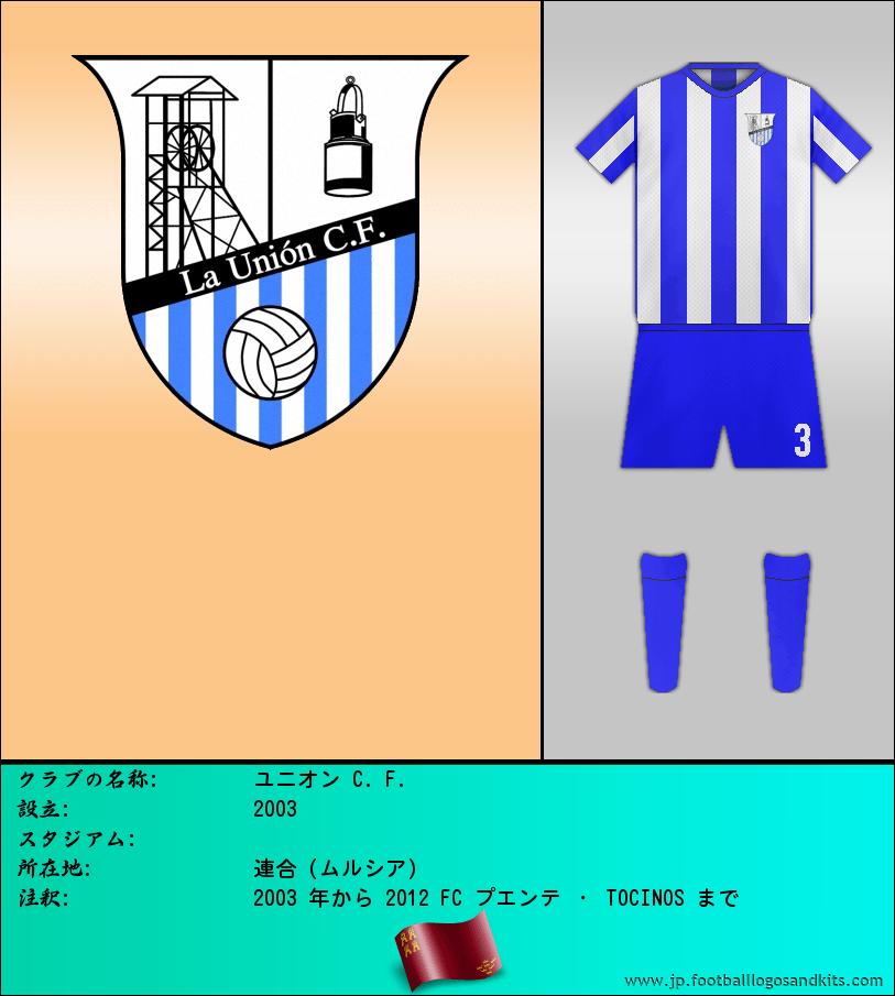 のロゴユニオン C. F.