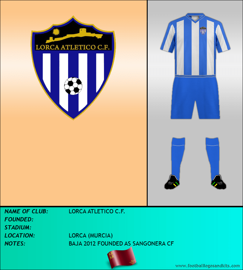 Logo of LORCA ATLETICO C.F.
