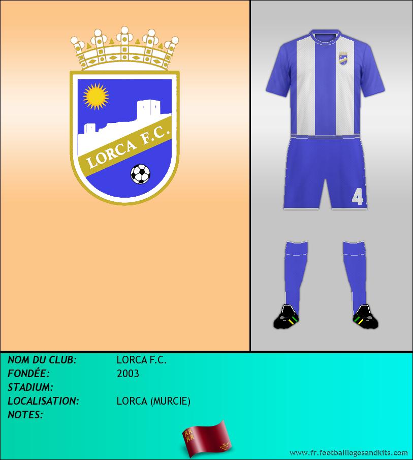 Logo de LORCA F.C.