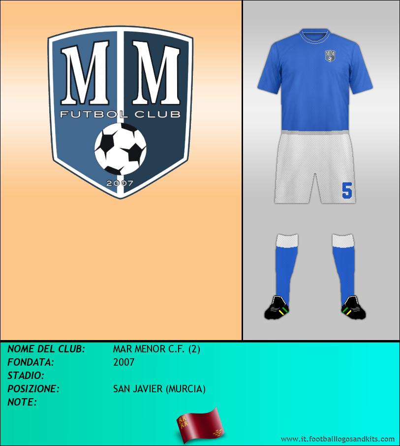 Logo di MAR MENOR C.F. (2)