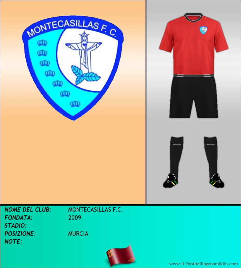 Logo di MONTECASILLAS F.C.