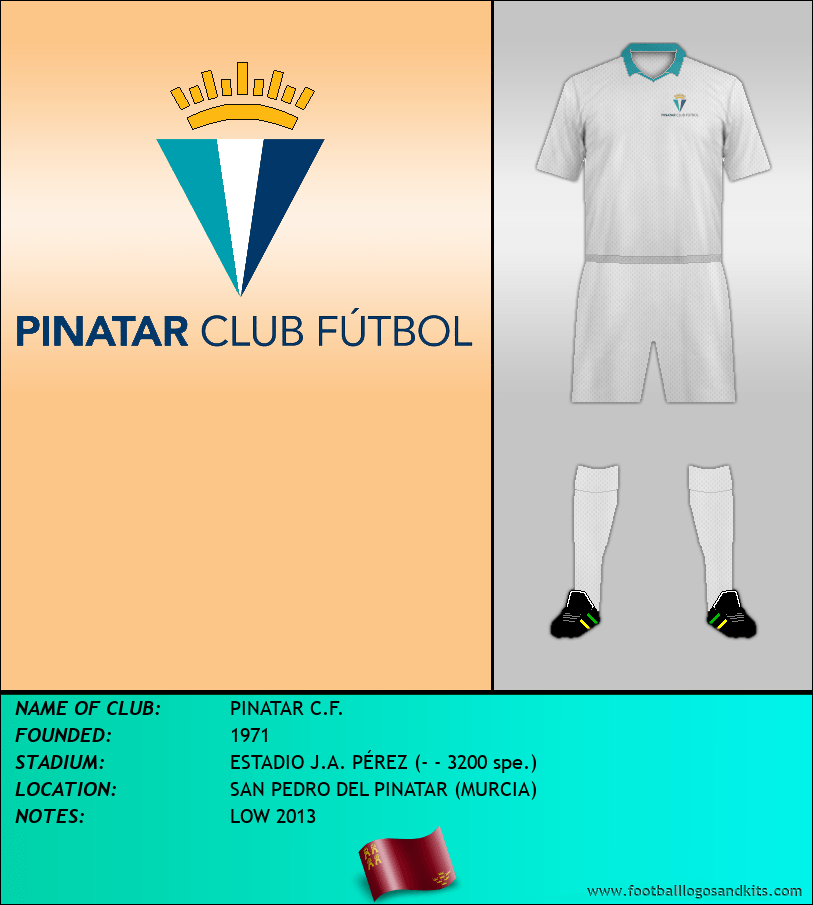 Logo of PINATAR C.F.