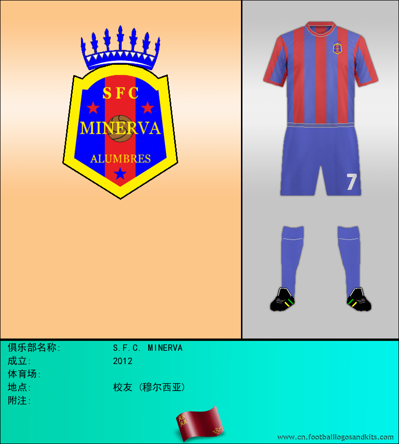 标志S.F.C.密涅瓦
