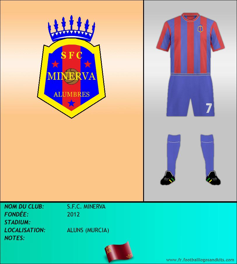 Logo de S.F.C. MINERVA