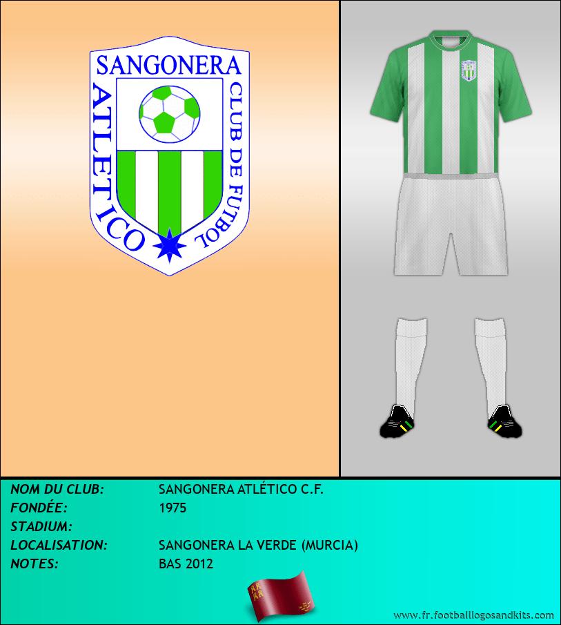 Logo de SANGONERA ATLÉTICO C.F.
