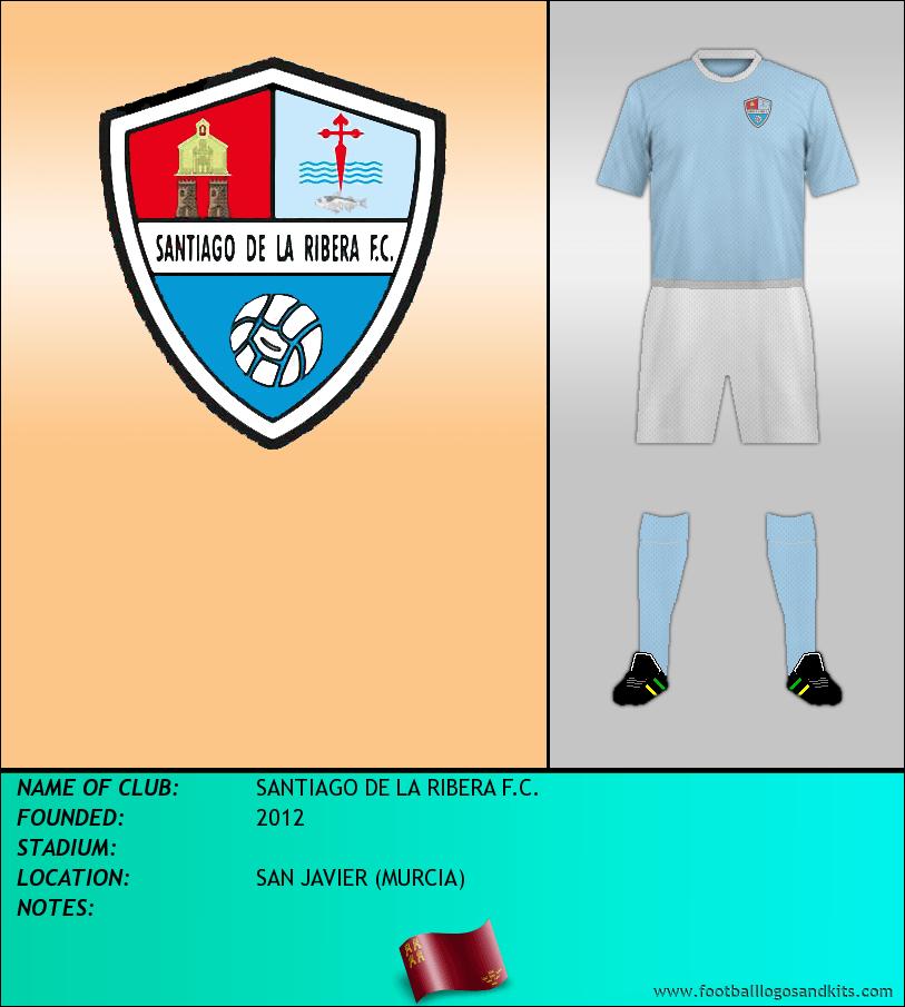 Logo of SANTIAGO DE LA RIBERA F.C.