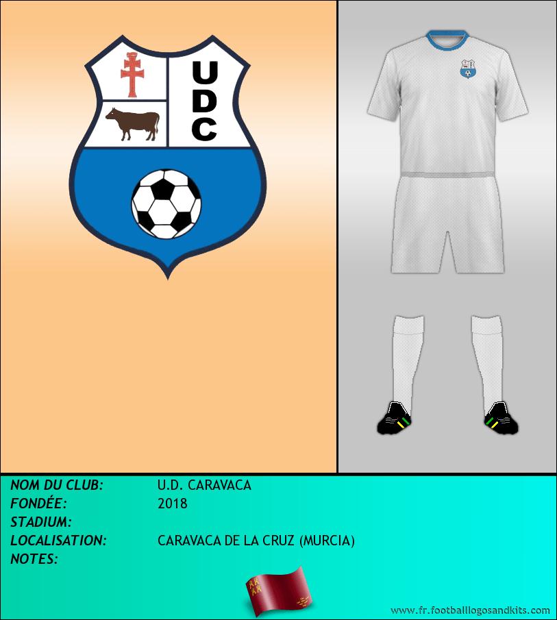 Logo de U.D. CARAVACA