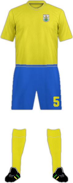 Kit CASTILLO F.C.