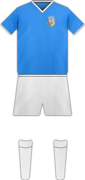 Kit MURCHANTE FC
