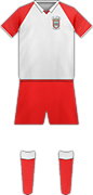 Kit F.C. TUDELA  1999