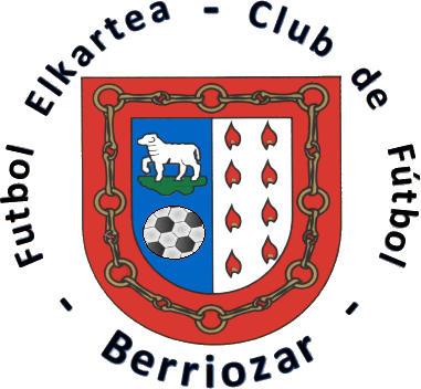 Logo of BERRIOZAR C.F. (NAVARRA)