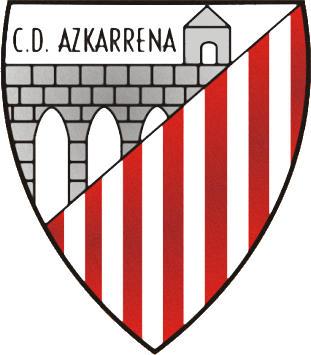标志C.D.AZKARRENA (纳瓦拉)