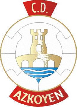 Logo of C.D. AZKOYEN (NAVARRA)