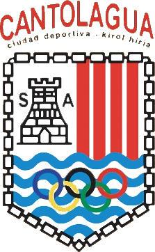 Logo C.D. CANTOLAGUA  (NAVARRA)