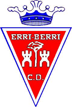 Logo of C.D. ERRI-BERRI (NAVARRA)