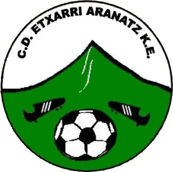 Logo of C.D. ETXARRI ARANATZ K.E. (NAVARRA)