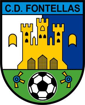 Logo de C.D. FONTELLAS (NAVARRA)