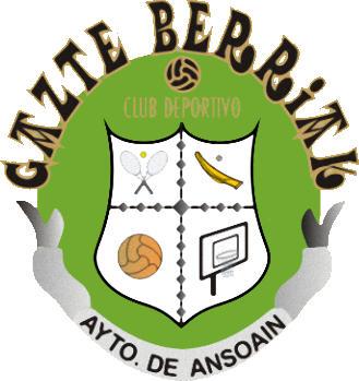 のロゴGazteクラブBerriak (ナバラ)