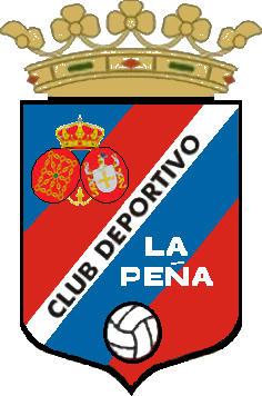 Logo of C.D. LA PEÑA (NAVARRA)