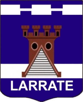 Logo of C.D. LARRATE (NAVARRA)