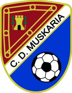 Logo de C.D. MUSKARIA (NAVARRA)