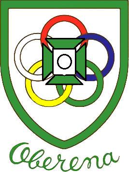 Logo of C.D. OBERENA (NAVARRA)
