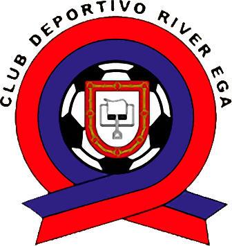 Logo of C.D. RIVER EGA (NAVARRA)