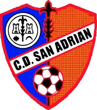 Logo de C.D. SAN ADRIAN (NAVARRA)