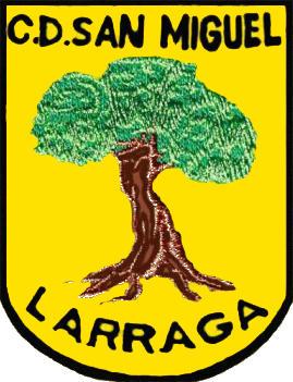 Logo of C.D. SAN MIGUEL (NAV) (NAVARRA)