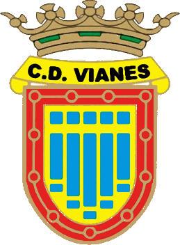 Logo of C.D. VIANES (NAVARRA)