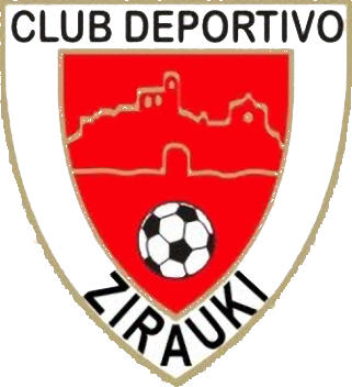 Logo of C.D. ZIRAUKI (NAVARRA)
