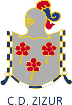 Logo of C.D. ZIZUR (NAVARRA)