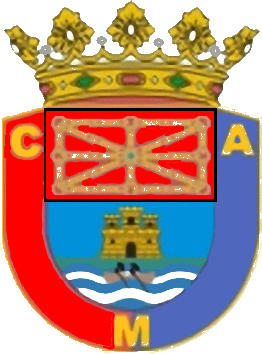 Logo de C.D.F. MILAGRÉS (NAVARRA)