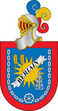 Logo of C.F. BERIAIN (NAVARRA)