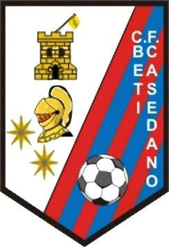 Logo of C.F. BETI CASEDANO (NAVARRA)