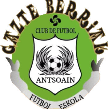 Logo of C.F. GAZTE BERRIAK (NAVARRA)