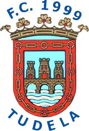 Logo of F.C. TUDELA  1999 (NAVARRA)