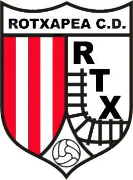 Logo of ROTXAPEA C.D. (NAVARRA)