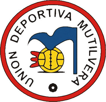 Logo of U.D. MUTILVERA (NAVARRA)