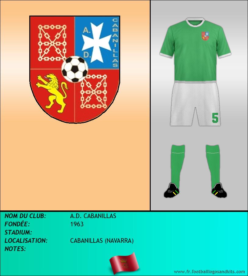 Logo de A.D. CABANILLAS