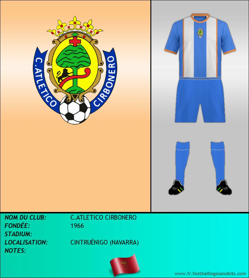 Logo de C.ATLETICO CIRBONERO