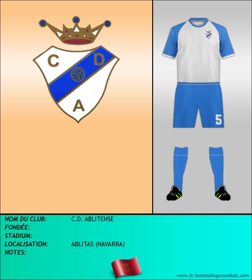 Logo de C.D. ABLITENSE