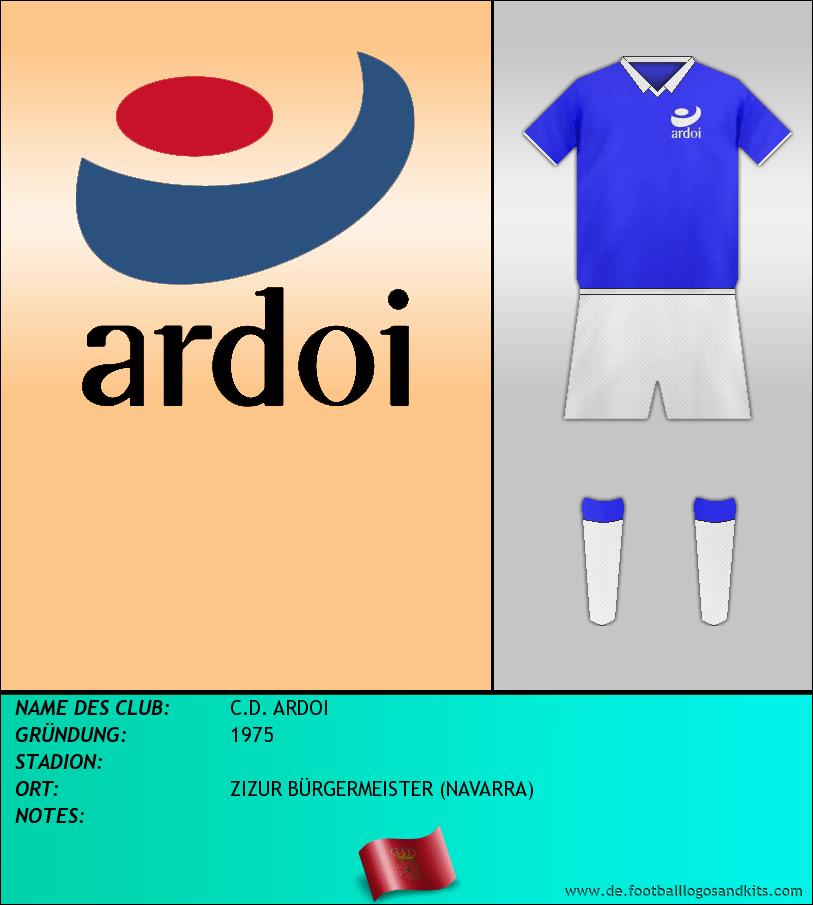 Logo C.D. ARDOI
