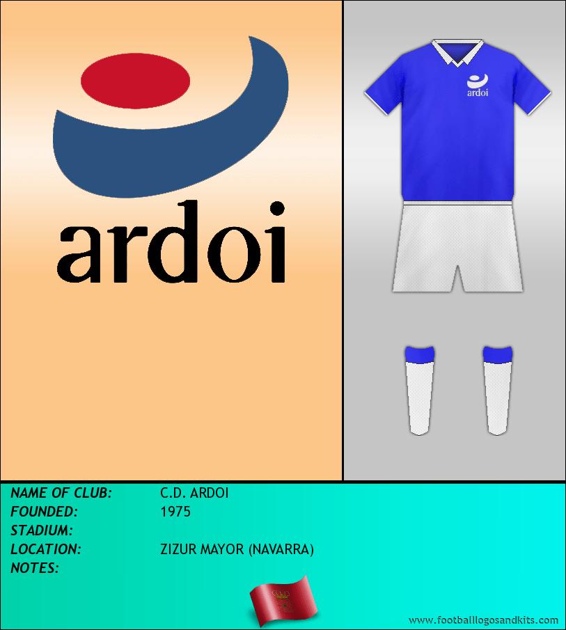 Logo of C.D. ARDOI